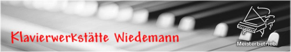 Klavierwerkstätte Wiedemann